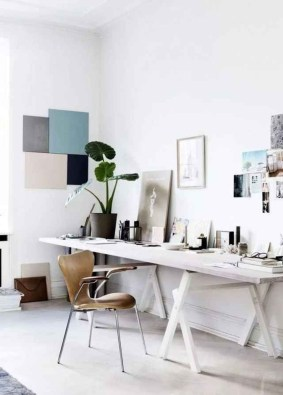 Delightful Home Office Design Ideas For Women 15