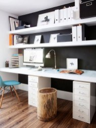Delightful Home Office Design Ideas For Women 19