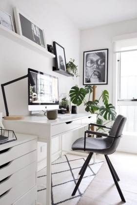 Delightful Home Office Design Ideas For Women 27