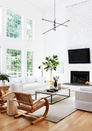 Enchanting Lighting Design Ideas For Living Room In Your House 50