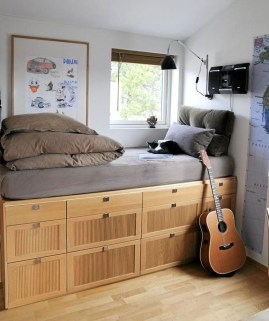 Excellent Teenage Boy Room Décor Ideas For You 16