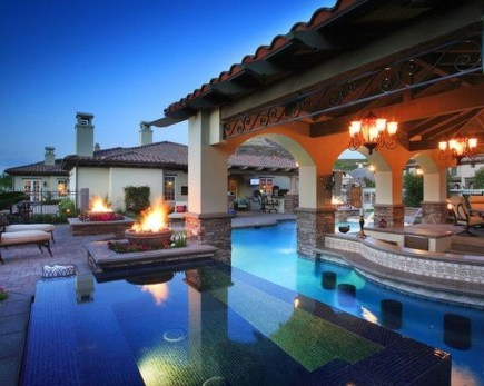 Fantastic Mediterranean Swimming Pool Designs Ideas Out Of Your Dreams 17