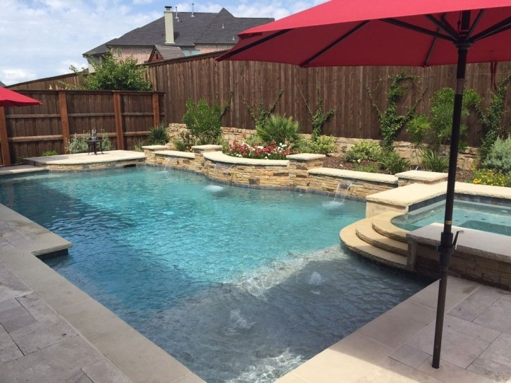 Fantastic Mediterranean Swimming Pool Designs Ideas Out Of Your Dreams 19