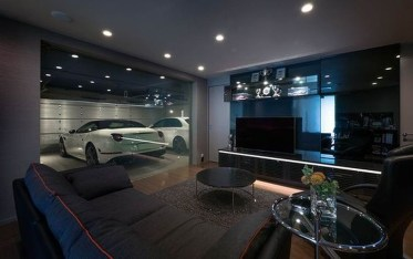 Graceful Car Garage Design Ideas For Your Home 22