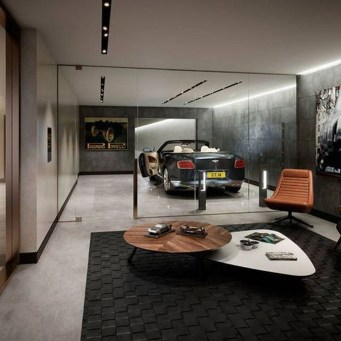Graceful Car Garage Design Ideas For Your Home 30