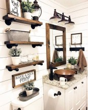 Hottest Small Bathroom Remodel Ideas For Space Saving 29