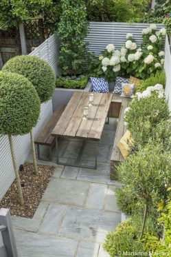 Impressive Small Garden Ideas For Tiny Outdoor Spaces 06