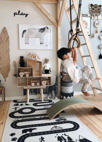 Latest Kids Room Design Ideas That Will Make Kids Happy 04