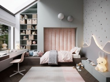 Latest Kids Room Design Ideas That Will Make Kids Happy 29