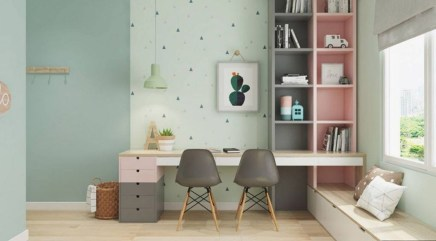 Latest Kids Room Design Ideas That Will Make Kids Happy 32