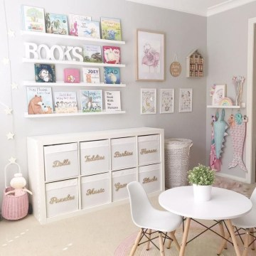 Latest Kids Room Design Ideas That Will Make Kids Happy 37