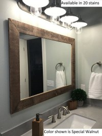 Newest Bathroom Mirror Decor Ideas To Try 25