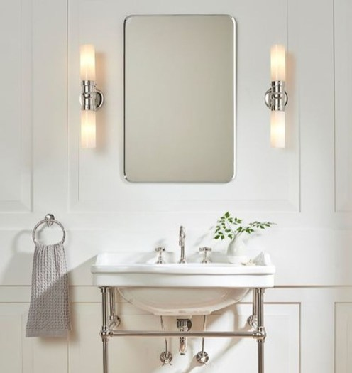 Newest Bathroom Mirror Decor Ideas To Try 43