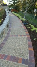 Popular Garden Path And Walkway Ideas To Your Outdoor Space 11