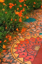 Popular Garden Path And Walkway Ideas To Your Outdoor Space 20