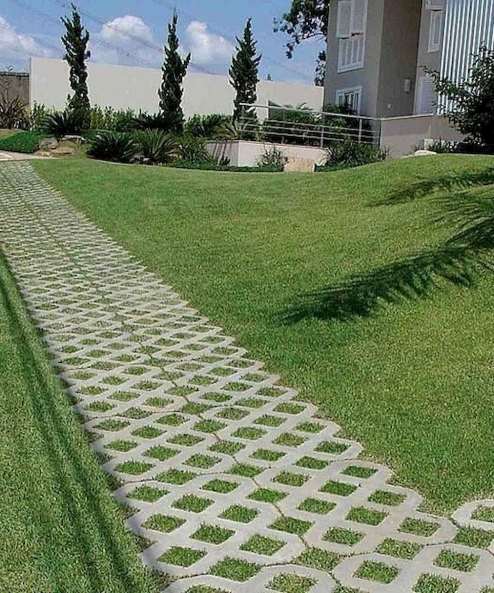 Popular Garden Path And Walkway Ideas To Your Outdoor Space 33