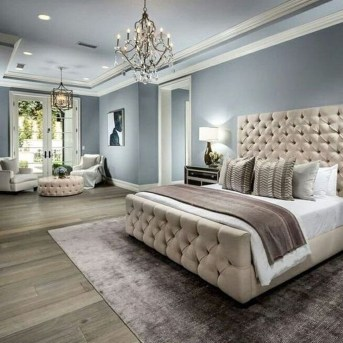 Top Blue Master Bedroom Design Ideas That Looks Great 09