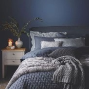 Top Blue Master Bedroom Design Ideas That Looks Great 29