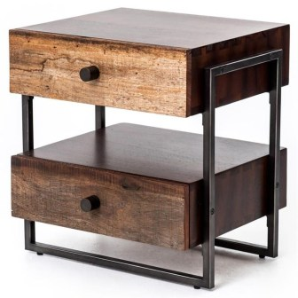 Trendy Wood Industrial Furniture Design Ideas To Try 10