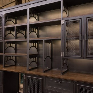 Trendy Wood Industrial Furniture Design Ideas To Try 37