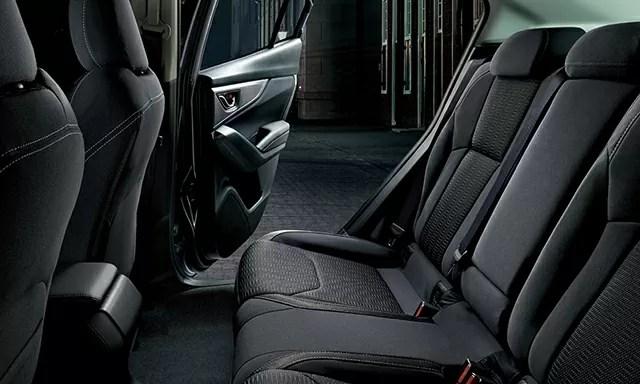 新型(現行)スバルインプレッサG4の後部座席・ラゲッジ評価まとめ