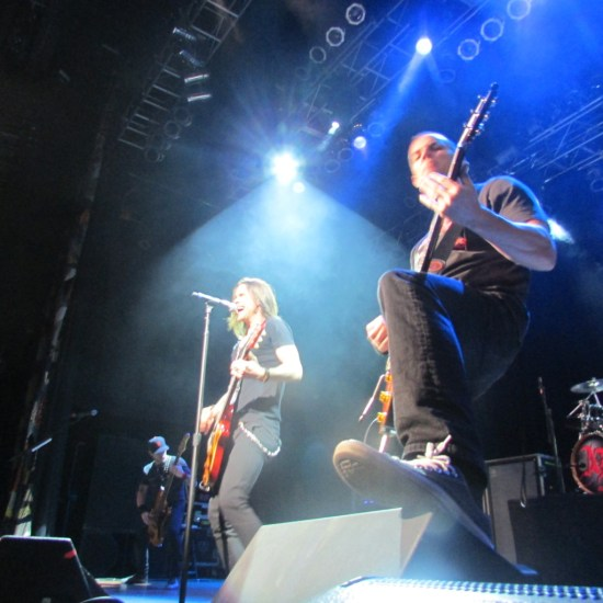 Alter Bridge at the House of Blues Houston