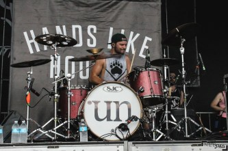 Matt Parkitney of Hands Like Houses