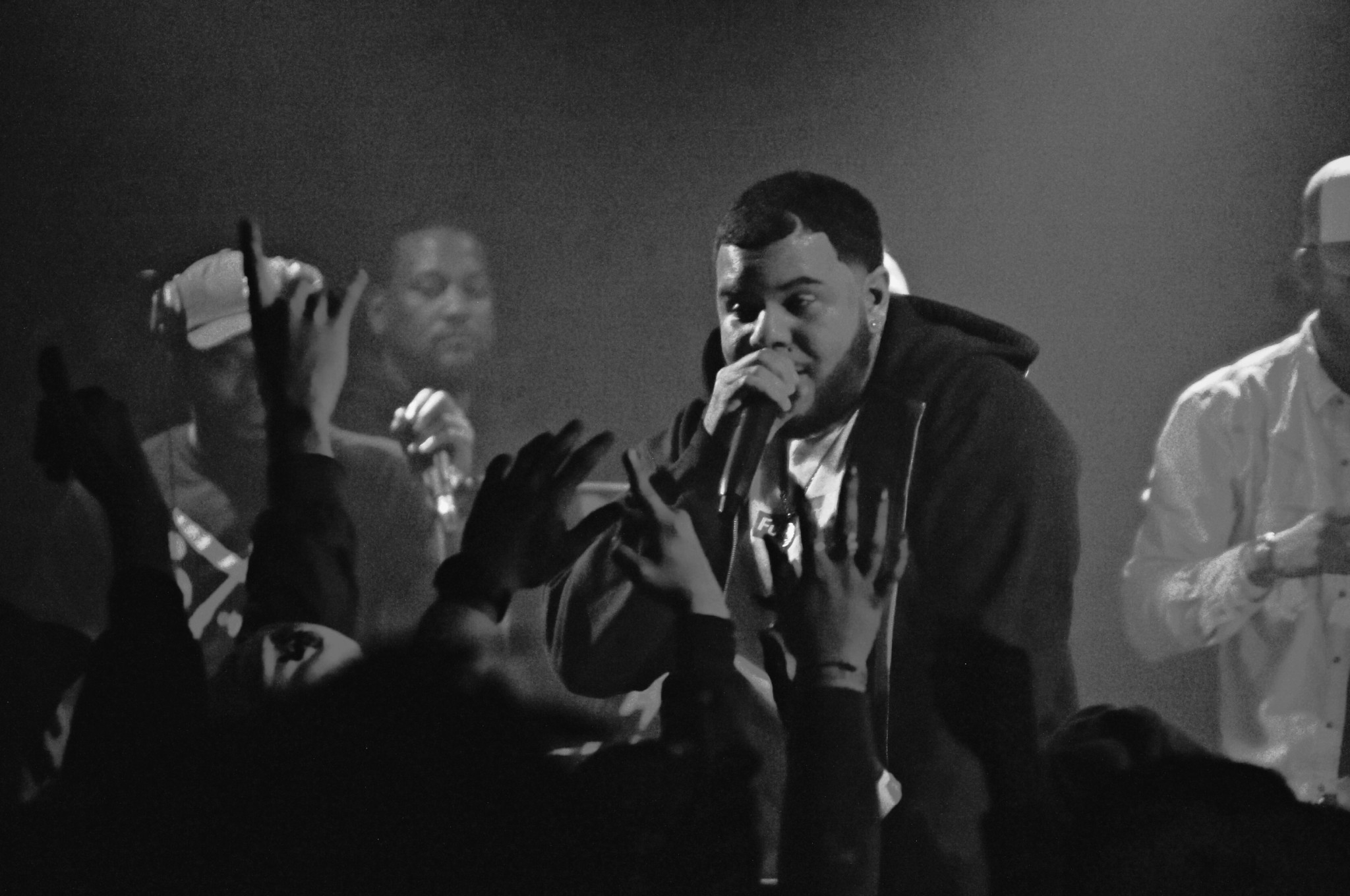 Concert Review: Le$ at Warehouse Live