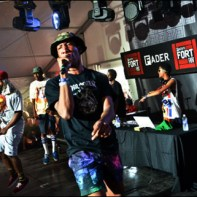 Odd Future performs at The Fader Fort