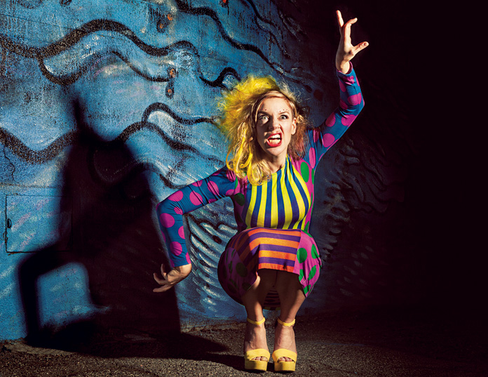 tUnE-yArDs blesses Houston with the Nikki Nack tour