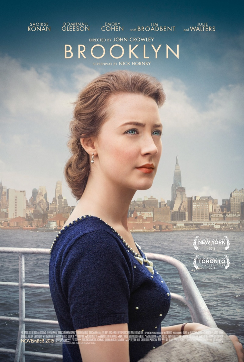 "A Role That's Close to Home (In More Ways Than One): An Interview with ""Brooklyn"" Star Saoirse Ronan"