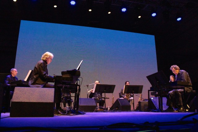 Philip Glass Ensemble Photo by Rupal Mehta