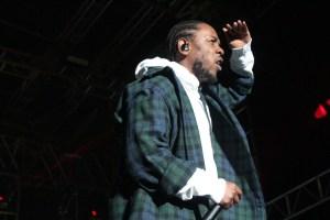 Kendrick Lamar  Photo by Rupal Mehta