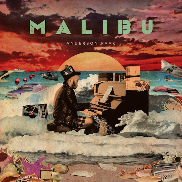 Album Review: Anderson .Paak
