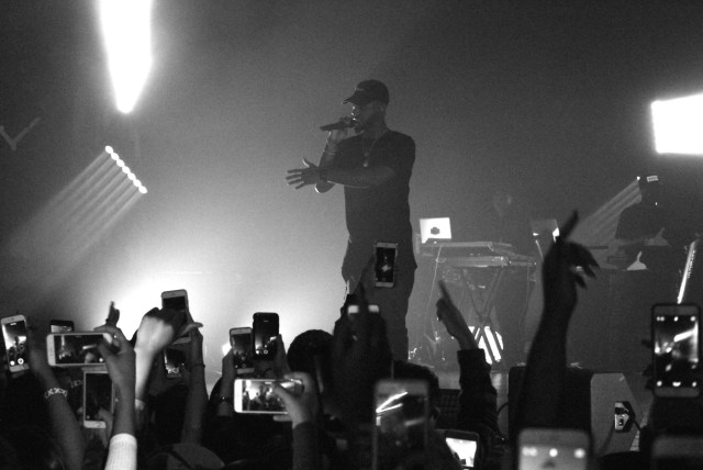 Bryson Tiller (Photo by Rupal Mehta)