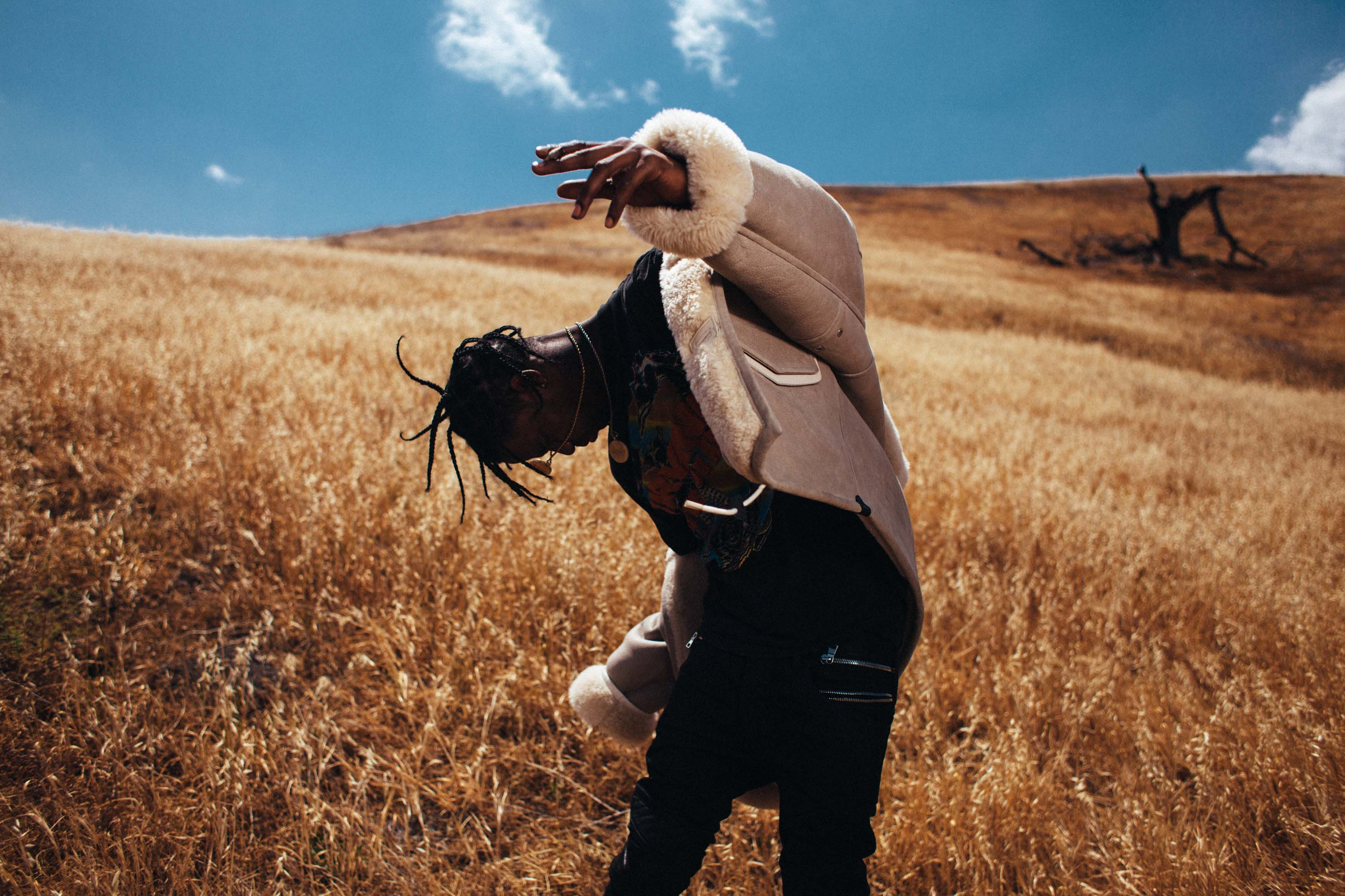 Day for Night Artist Spotlight: Travis Scott