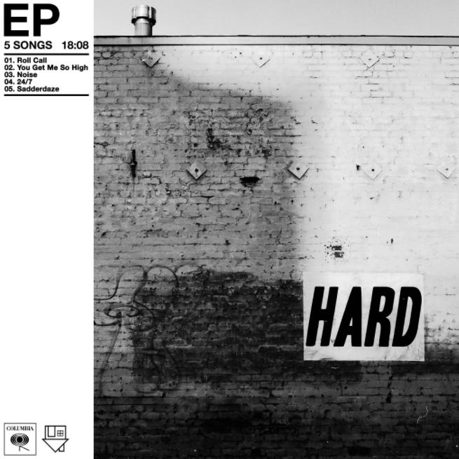 Album Review: Hard by The Neighbourhood
