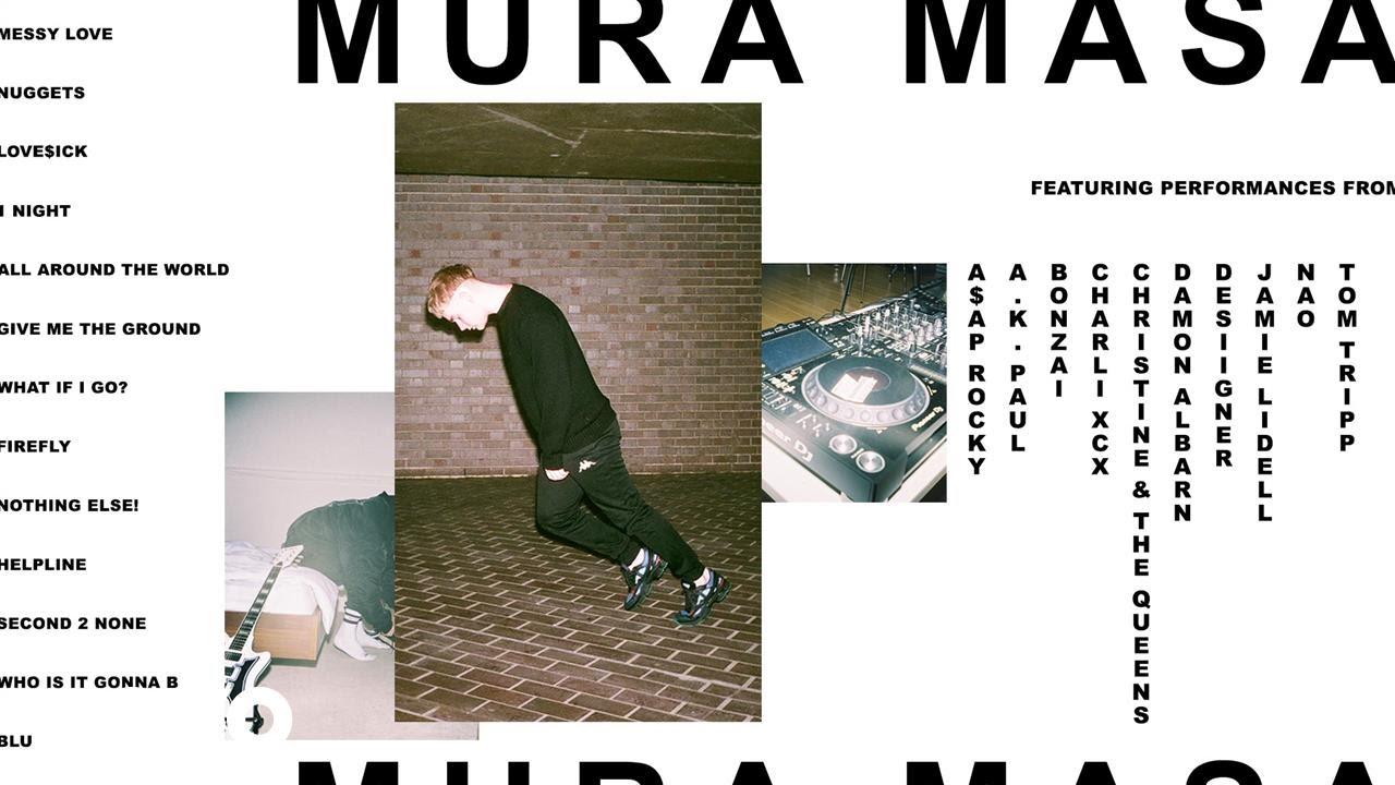 Artist Profile: Mura Masa
