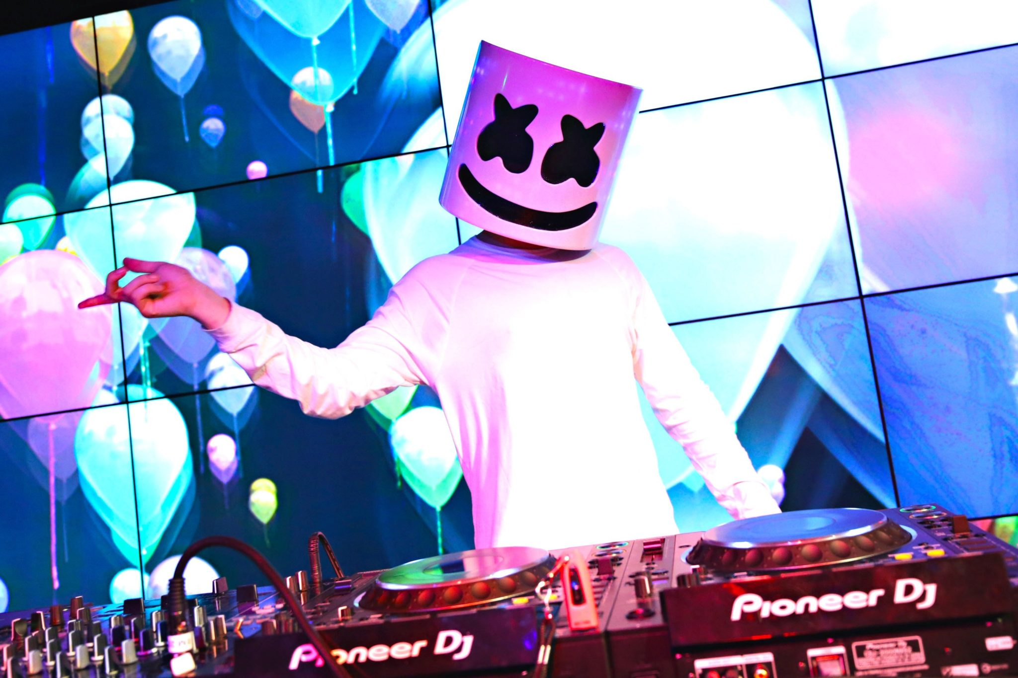Something Wicked Artist Spotlight: Marshmello