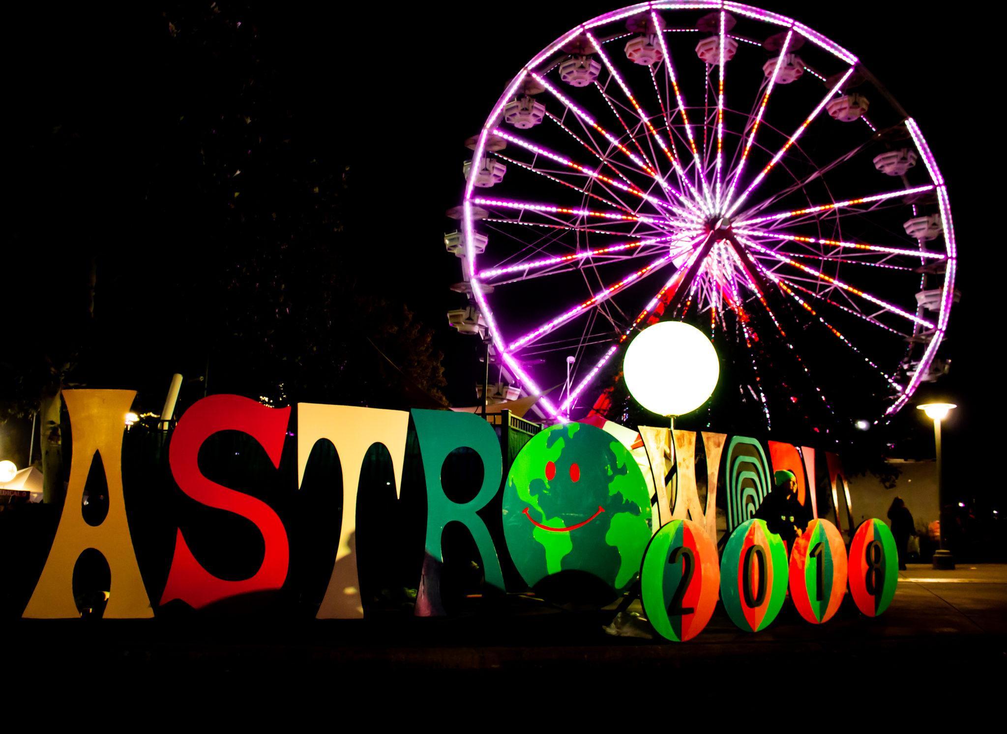 Astroworld Festival: Cactus Jack & Friends Blow Houston's Mind