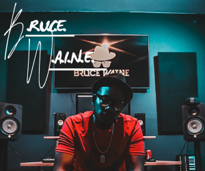 Who is B.R.U.C.E. W.A.I.N.E.? An Interview With One of Houston's Rising Artists