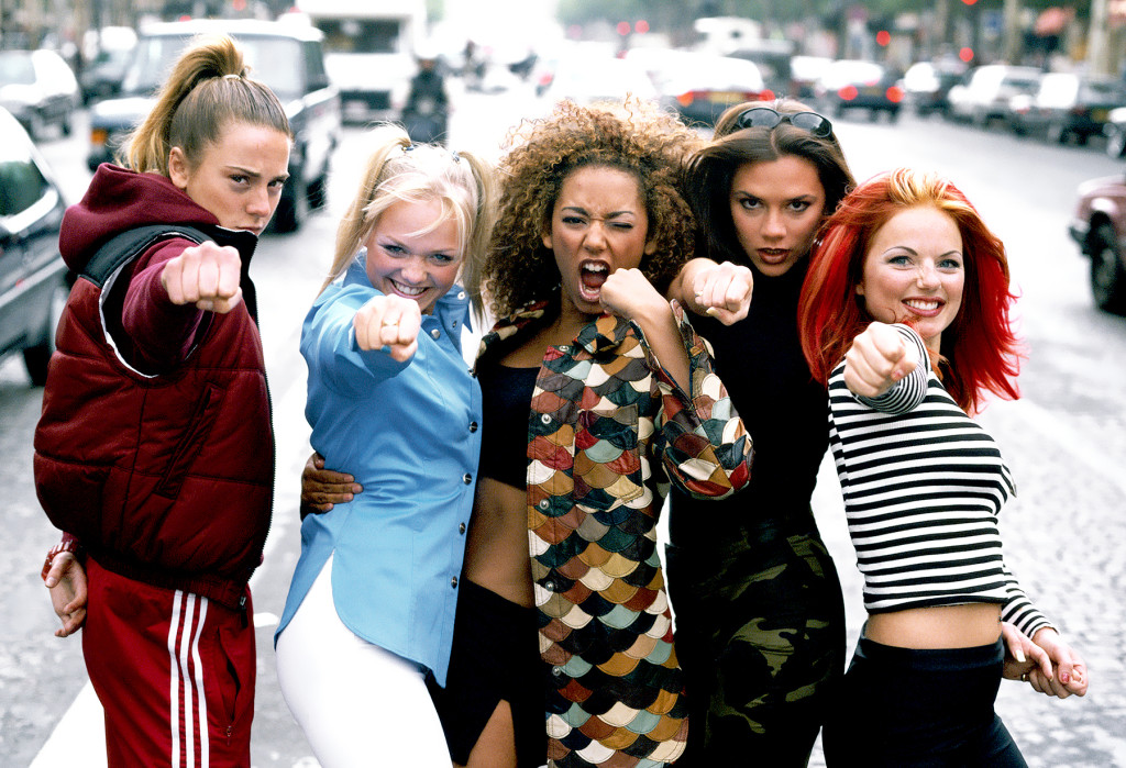 Gotta Get With My Friends: How The Spice Girls Turned Girl Power Mainstream