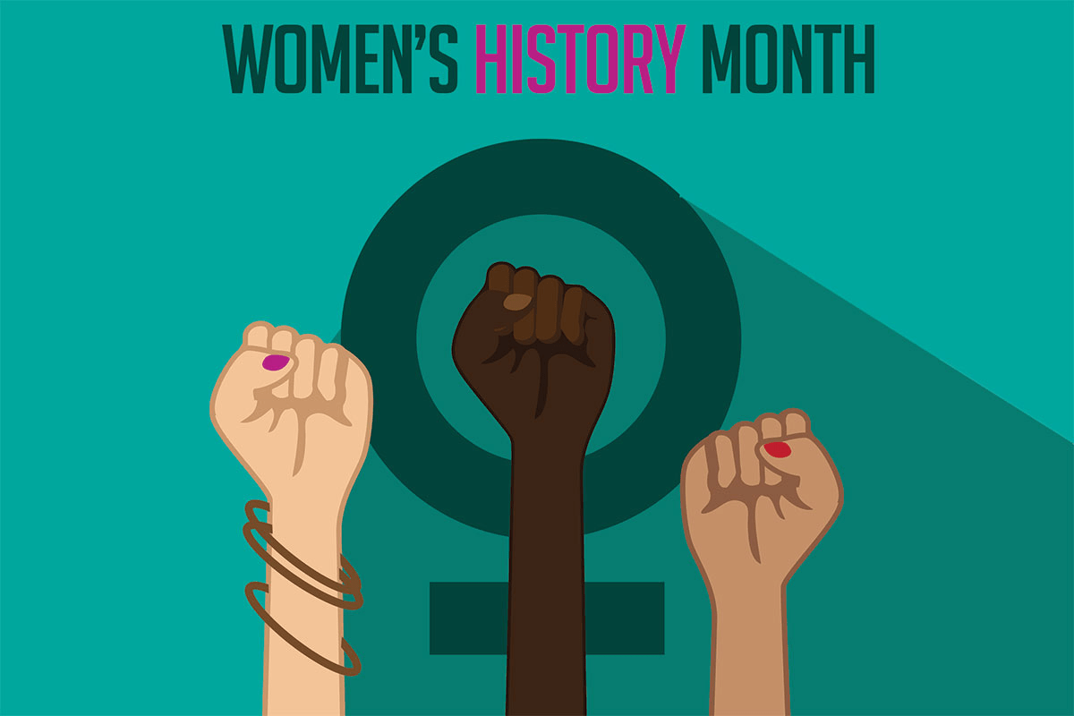 Wrap Up Women's History Month with Coog Radio's Female Favorites