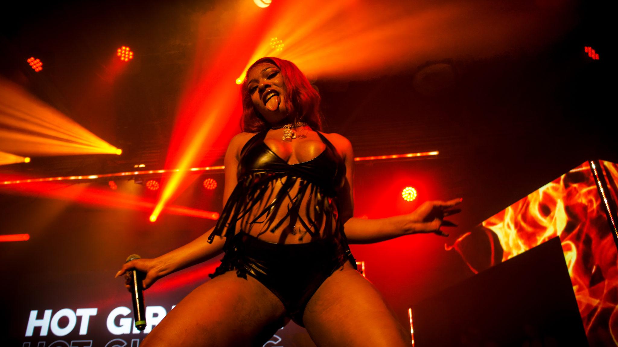 H-Town Hottie: Megan Thee Stallion Houston Show Recap