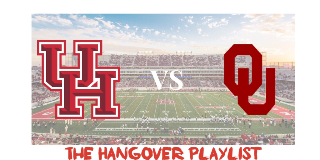 UH vs OU: Hangover Playlist