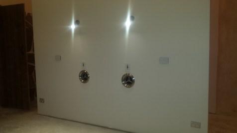 Bedhead lights