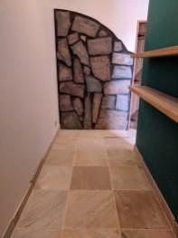 Second bedroom WIR tiles