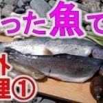 ソータローの野外料理 ~釣った魚を食べるぞ!(前編)~