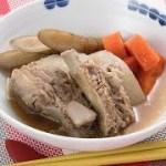 スペアリブのみそ煮(鹿児島県郷土料理) レシピ動画