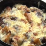 【レシピ動画・料理】 なすっておいしいんだ! 秋なすたっぷりチーズ焼き